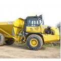 For hire - Bell 30T Dumper