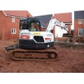 For hire - Bobcat Min Excavator - 8 Ton