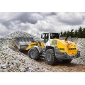 For hire - Liebherr 55 Tyred Shovel