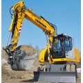 For hire - Liebherr 900 Excavator