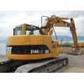 For hire - CAT 314 Excavator
